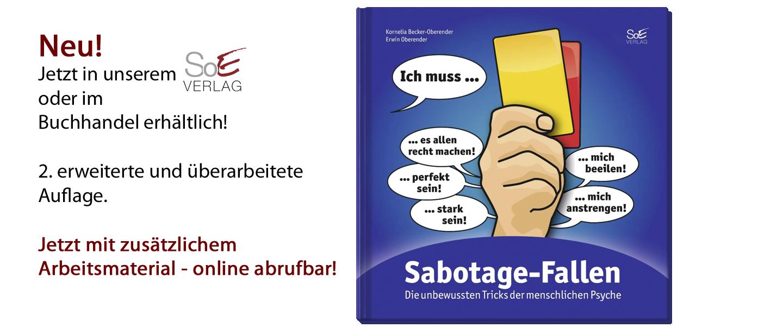 Sabotage Buch