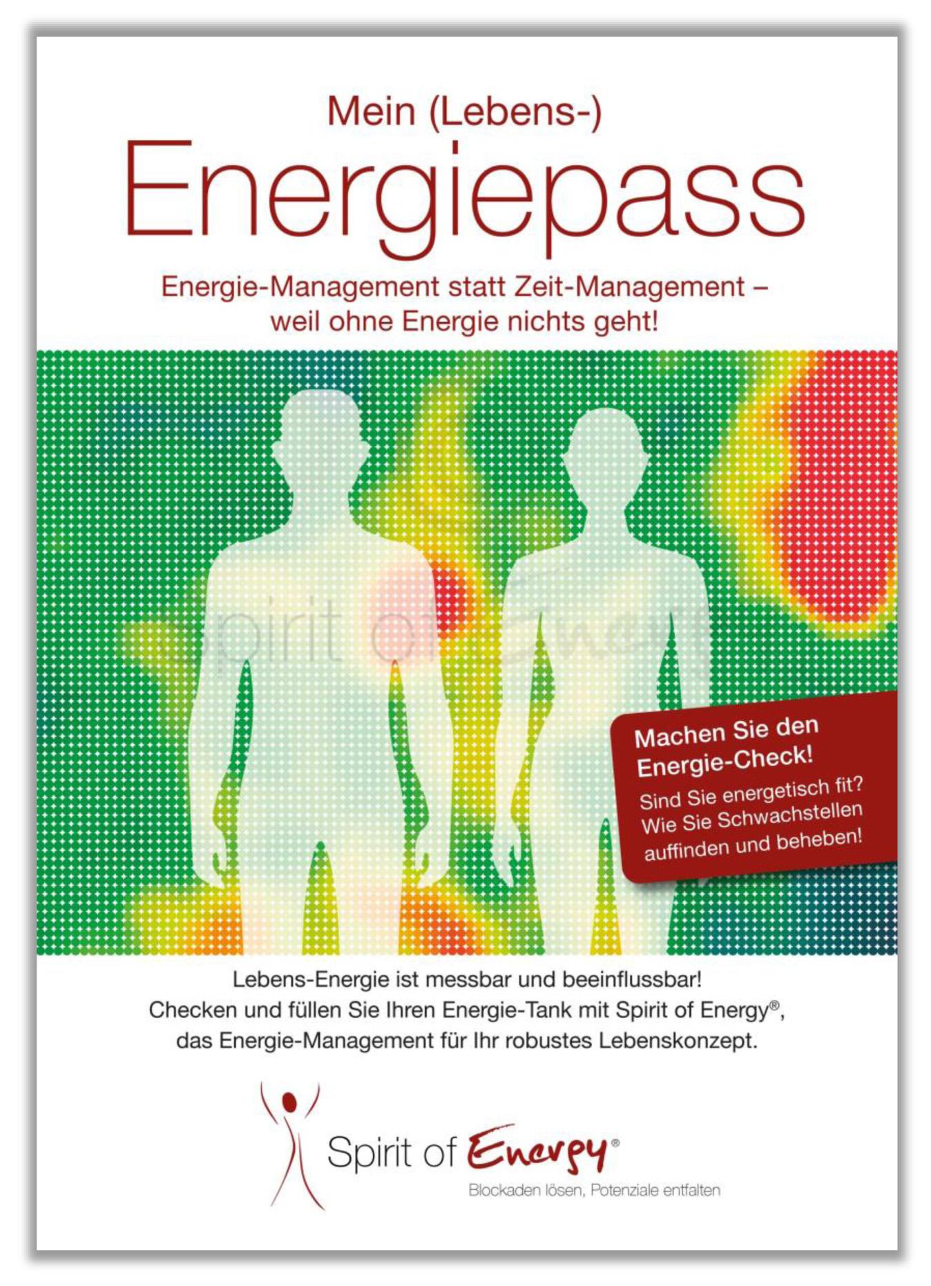 Energiepass öffnen